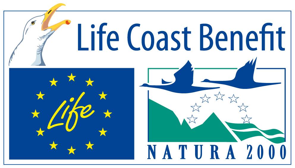 Life Coast Benefit logotype